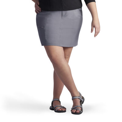 "Lee Active Cargo Skort- Plus (5"")"