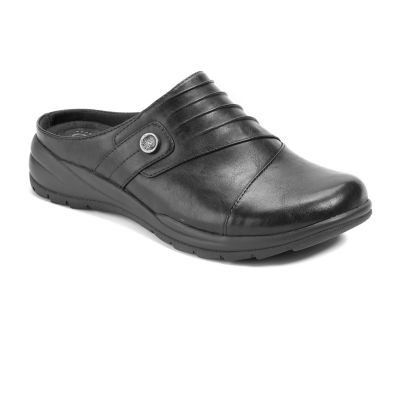 Wearever Shoes Womens Emery Clogs Slip-on Round Toe
