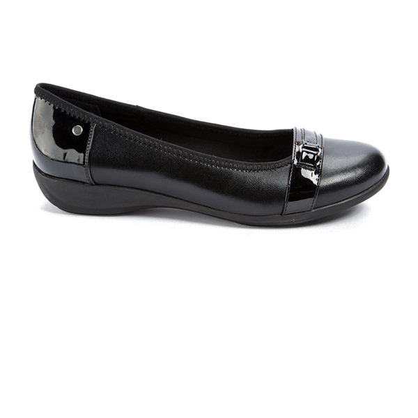Wearever Shoes Frieda Womens Slip-On Shoes