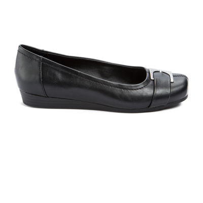 Wearever Shoes Inda Womens Slip-On Shoes Slip-on Square Toe