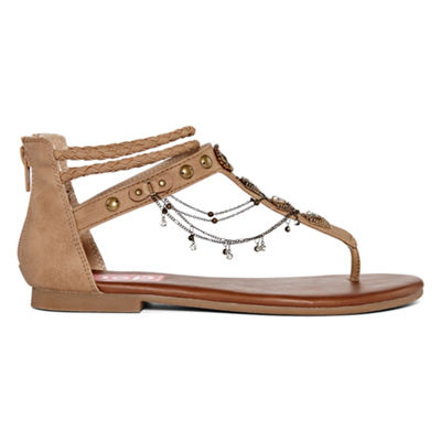Pop Amica Womens Gladiator Sandals
