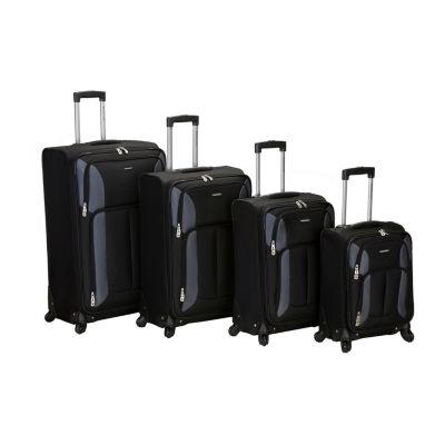 Rockland Impact 4-pc. Luggage Set