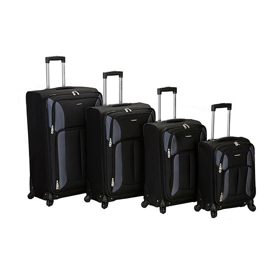 Rockland Impact 4-pc. Luggage Set