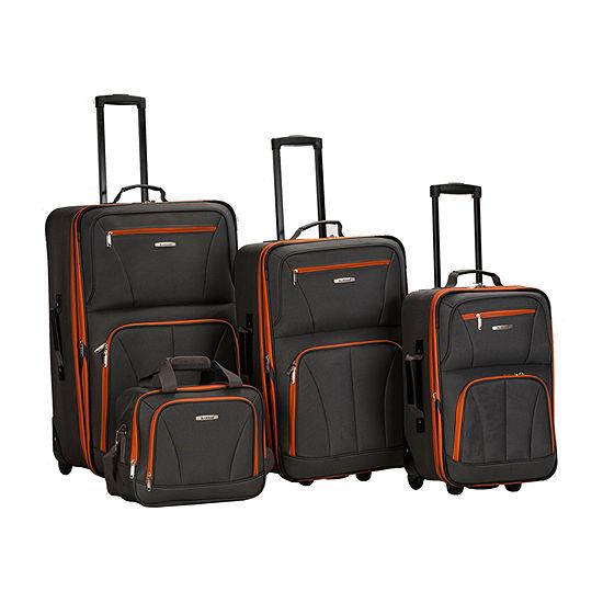 Rockland Journey 4-pc. Luggage Set
