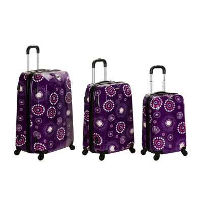 Rockland Vision 3-pc. Hardside Luggage Set