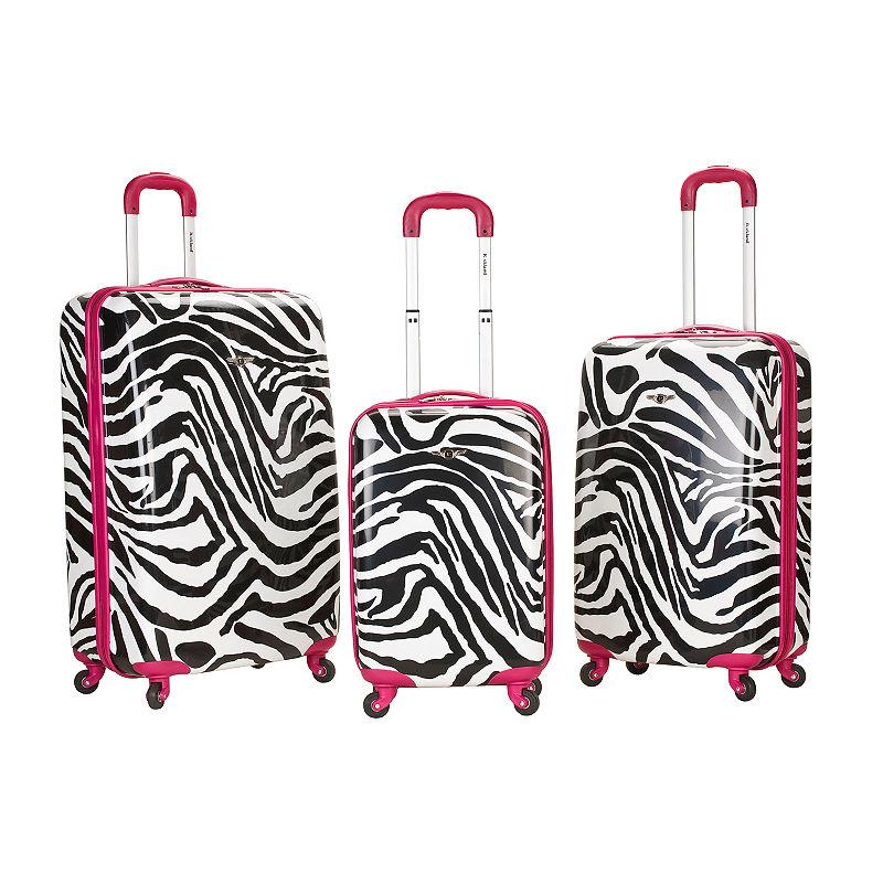 Rockland Safari 3-pc. Hardside Luggage Set - 04760990018