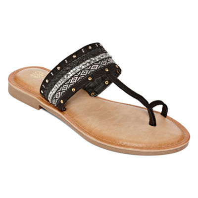 GC Shoes Womens Maya Slide Sandals