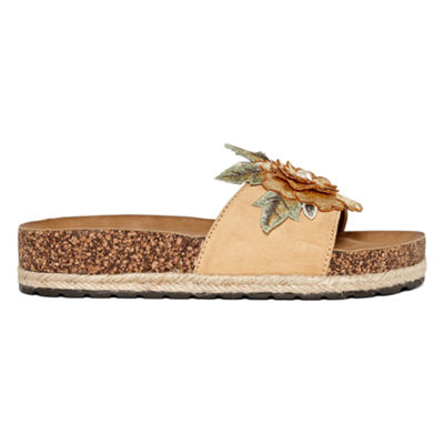 GC Shoes Womens Alice Slide Sandals