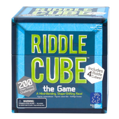 Educational Insights RiddleCube™ The Game