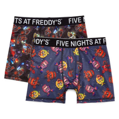 2-pc. Five Nights at Freddys Boxer Briefs-Boys