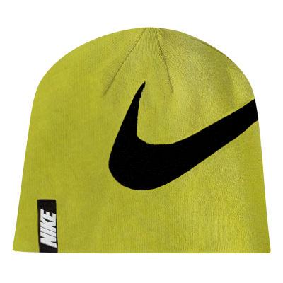 Nike Reversible Swoosh Beanie - Boys 4-7