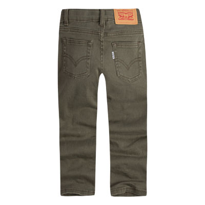 Haddad Flat Front Pants-Big Kid Boys