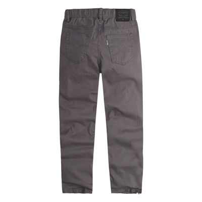 Levi's Zipper Hem Boys Jogger Pant - Big Kid