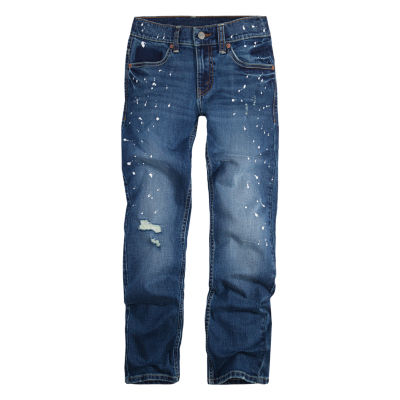 Levi's Slim Fit Jean Boys 8-20