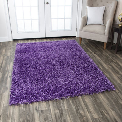 Rizzy Home Kempton Collection Skylar Solid Rugs