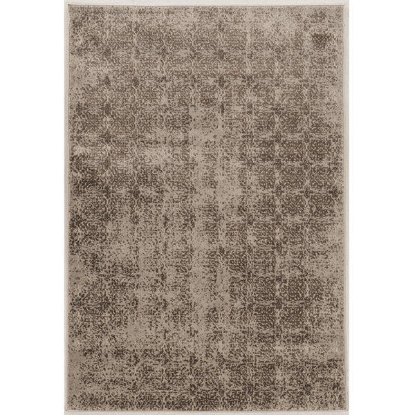 Jewel Collection Vintage Illusions Power Loomed Rug