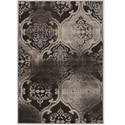 Jewel Collection Vintage King Arthur Power Loomed Rug