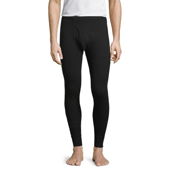 St. John's Bay Classic Mid Weight Waffle Thermal Pants
