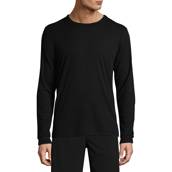 HeatCore Mid Weight Crew Neck Long Sleeve Thermal Shirt