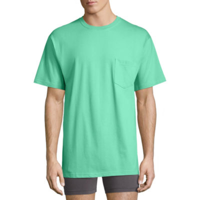 Stafford Short Sleeve Crew Neck T-Shirt-Big and Tall