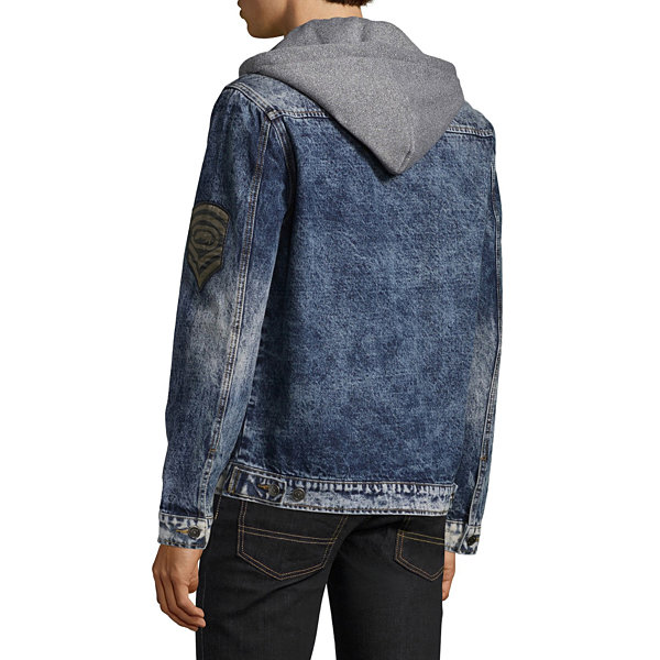 Ecko Unltd Long Sleeve Denim Jacket