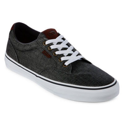 Vans Winston Dx Mens Skate Shoes Lace-up
