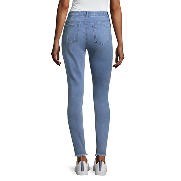 Vanilla Star Pearl Skinny Fit Jean-Juniors