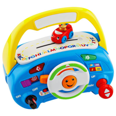 Fisher-Price Laugh & Learn Puppy's Smart Stages Driver