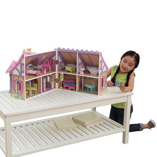 KidKraft Enchanted Forest Dollhouse