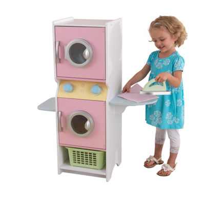 KidKraft Laundry Play Set Pastel
