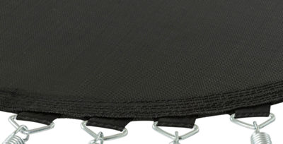 Upper Bounce Trampoline Replacement Jumping Mat- fits for 13 FT. Round Frames with 84 V-Rings- Using5.5Inch springs -MAT ONLY