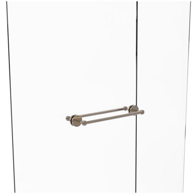 Allied Brass Prestige Skyline Collection 18 IN Back To Back Shower Door Towel Bar