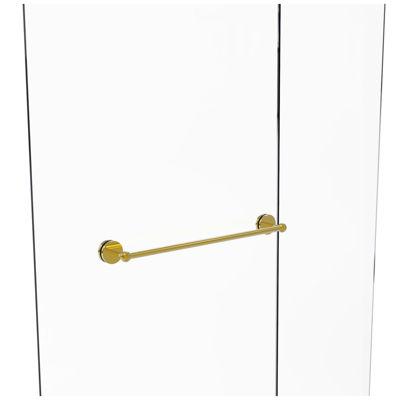 Allied Brass Prestige Skyline Collection 24 IN Shower Door Towel Bar