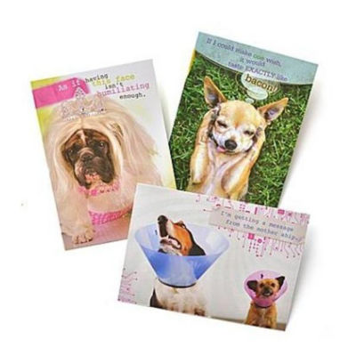 Gartner Greetings® Pet Birthday Greeting Card