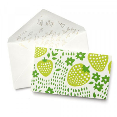 Strawberry Patch Notecards
