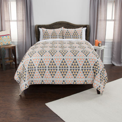 Rizzy Home Maddux Place Tommy  3-pc. Quilt Set