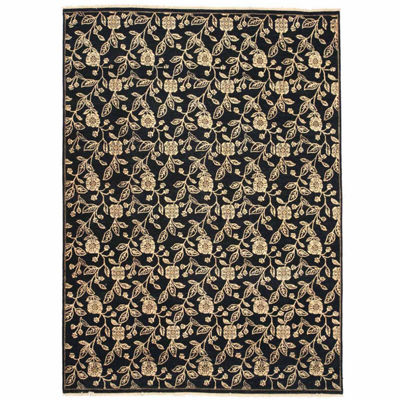 Eastern Rugs Hand-knotted Traditional Oriental Agra Rug