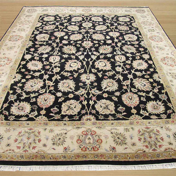 Eastern Rugs Hand-knotted Traditional Oriental Romance Rug