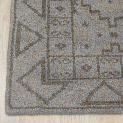 Eastern Rugs Hand-knotted Traditional Geometric Sivas Rug