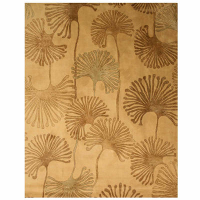 Eastern Rugs Hand-tufted Contemporary Abstract Sonalo Rug