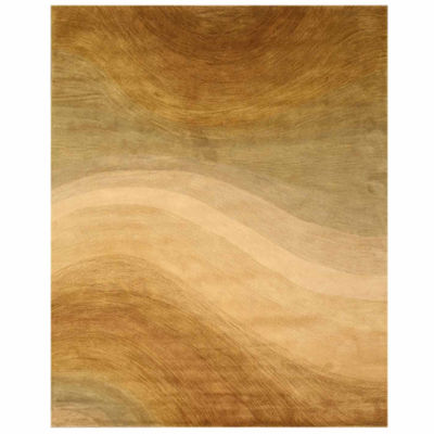 Eastern Rugs Hand-tufted Contemporary Abstract Morono Rug