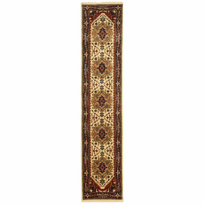 Eastern Rugs Hand-knotted Traditional Oriental Serapi Rug