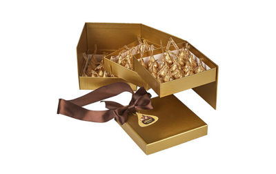 KISSES DELUXE Chocolates Gift Box 75-pc.
