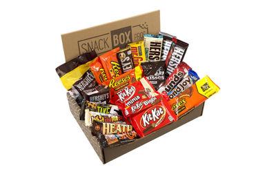 HERSHEY'S Happy Chocolate Snack Variety Box