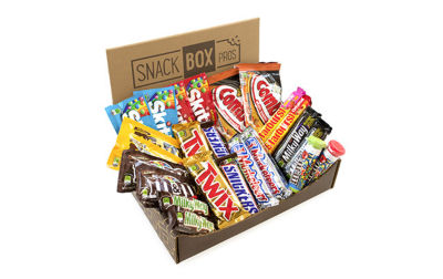 MARS Favorites Snack Box
