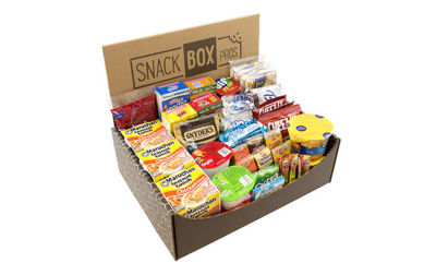 Dorm Room Survival Snack Box