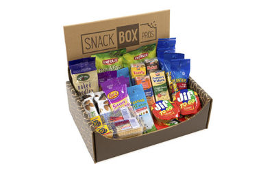 On The Go Snack Box