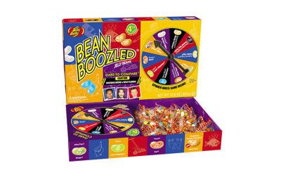 Jelly Belly BeanBoozled Jumbo Spinner Jelly Bean Gift Box 12.6oz