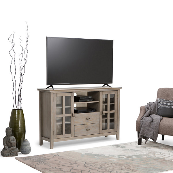 """Artisan Tall TV Media Stand"