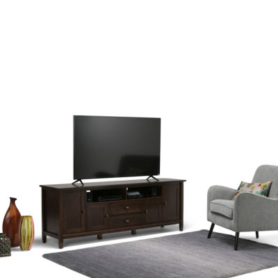 """Warm Shaker 72"""" TV Media Stand"